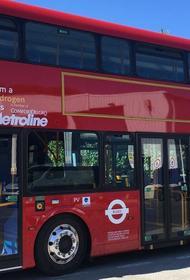 Первые двухэтажные водородные автобусы будут запущены в Лондоне