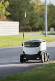 Ближайшее будущее: закажи доставку роботом