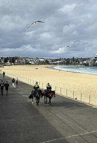 В австралийском Сиднее ввели локдаун из-за ситуации с «дельта» штаммом