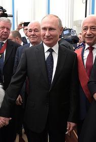 Как президент президенту: Татьяна Доронина написала Владимиру Путину