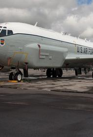 Сайт Sohu: пилота самолета-шпиона США «бросило в холодный пот» из-за приближения российского Су-30СМ над Охотским морем