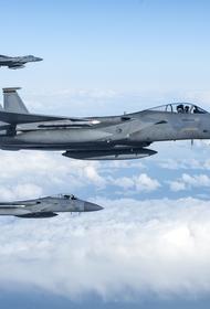 Avia.pro: самолеты НАТО могли отработать условный удар по России из Балтийского моря