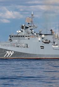 Sohu: попытка пролета F-35 рядом с российским фрегатом в Средиземном море «обернулась несколькими минутами позора для Британии»
