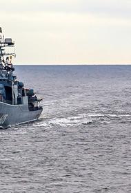 Северный флот направит боевые корабли в поход по СМП