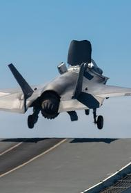 Forbes: британский F-35, круживший над «Адмиралом Макаровым» в Средиземноморье, в теории мог потопить российский корабль