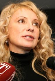 Юлия Тимошенко в Раде заявила, что Украина потеряет три четверти своих территорий