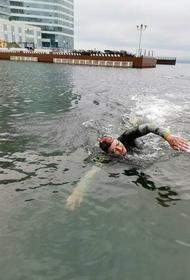 Эстафетный заплыв собрал во Владивостоке спортсменов со всей России