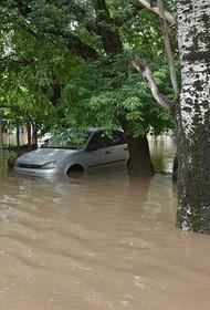 Власти Ялты предупреждают горожан и туристов о приближении очередных погодных катаклизмов и их возможных последствиях