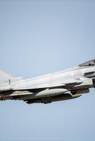National Interest: у Eurofighter Typhoon больше шансов уничтожить российский Су-35 в случае воздушного боя между истребителями