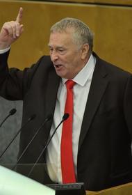 Жириновский заявил, что речь об «отставке» вице-спикера Госдумы Игоря Лебедева не идёт
