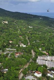 Жертвами крушения самолёта на Гаити стали четыре человека