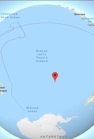 Точка Немо в Тихом океане завалена космическим мусором