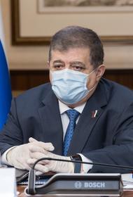 Джабаров прокомментировал заявление кандидата в президенты Эстонии с требованием к России «вернуть» часть территорий