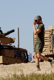 Американская военная база в Сирии вновь подвергалась обстрелу реактивными снарядами