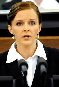 Депутат Сейма Юлия Степаненко: «У мэра Стакиса нет времени на поездки, потому что нужно поставить много столбиков»