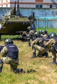 Бойцы отряда специального назначения «Урал» рассказали о тонкостях службы