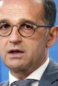 Глава МИД Германии Хайко Маас заявил, что «не считает экономическую изоляцию России правильной стратегией»