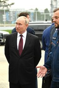 РИА Новости: Путин призвал решить экологические проблемы Кузбасса