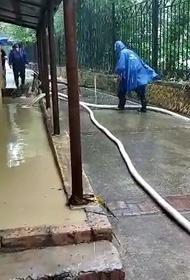 В Краснодарском крае объявлен режим ЧС в шести муниципалитетах из-за подтоплений