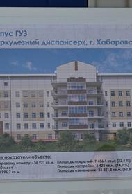 Заказчик в Хабаровском крае похитил 24,5 млн рублей при строительстве больницы