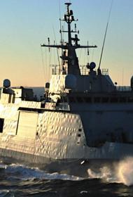 Испанский военный корабль вошёл в Чёрное море, ЧФ не упускает его из вида