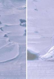 Раскрыта тайна загадочного исчезновения озера в Антарктиде