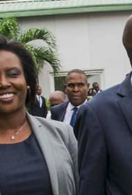 Жена президента Гаити Жовенеля Моиза скончалась от ранений
