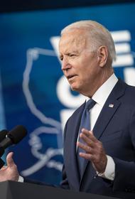 Президент США Байден призвал вернуть уважение к верховенству закона после штурма Капитолия