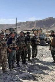 Около 1500 афганских силовиков нашли убежище в Таджикистане