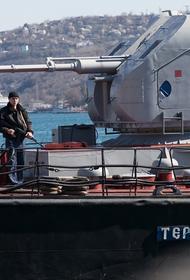 Капитан II ранга в отставке Александр Данченко: Россия сможет гарантированно потопить корвет, который для Украины построит Турция