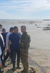Вице-губернатор Андрей Алексеенко оценил ущерб от потопа в Туапсинском районе