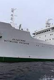 Научное судно «Мстислав Келдыш» остановлено Роспотребнадзором