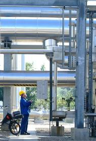 «Газпром» выжимает остатки своего газа из хранилищ Европы
