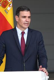 Премьер Испании не стал утверждать, что полет российских самолетов у границ Литвы был «умышленной провокацией»