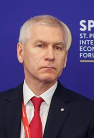 Министр спорта Матыцин об увольнении Черчесова: «Российскому футболу нужны перемены»