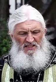 Схиигумен Сергий намерен построить в СИЗО духовную лечебницу