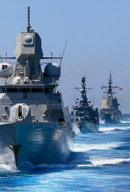 Натовские корабли не покинут Чёрное море сразу после окончания учений Sea Breeze