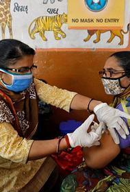 В Индии доверяют российской вакцине и считают её самой надёжной из всех