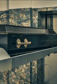 В Петербурге из-за высокой смертности в крематории не успевают сжигать покойников