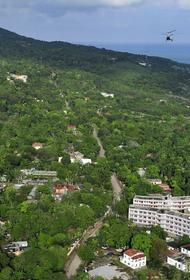Подозреваемых в убийстве президента Гаити колумбийских отставных военных задержали в посольстве Тайваня в Порт-о-Пренс