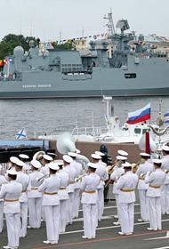 Стратегический атомный подводный ракетоносец «Князь Владимир» пересёк четыре моря и прибыл в Финский залив