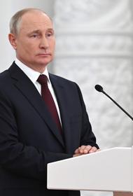 В Кремле озвучили темы, которые обсуждали  по телефону Путин и  Байден