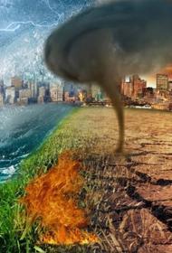 Ученые доказали, что глобальные катастрофы возникают по вине человека