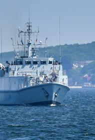 Украинский аналитик Самусь: Великобритания готова к военному конфликту с Россией на море