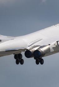 Baijiahao: российский ракетоносец Ту-160 получит способность нанести удар по Аляске, не заходя в зону ПВО США