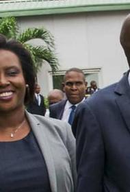 Вдова президента Гаити в первом после нападения интервью назвала причины убийства супруга