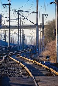 Захарова рассказала, что американский дипломат похитил в Тверской области железнодорожную стрелку