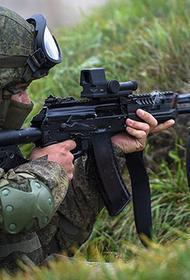 Российская армия оснащается новым стрелковым оружием