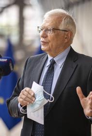 Боррель заявил о готовности Совета ЕС рассмотреть новые санкции против Белоруссии