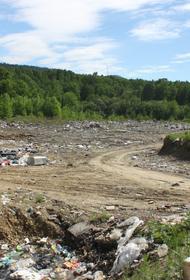 Села Хабаровского края обрастают мусором